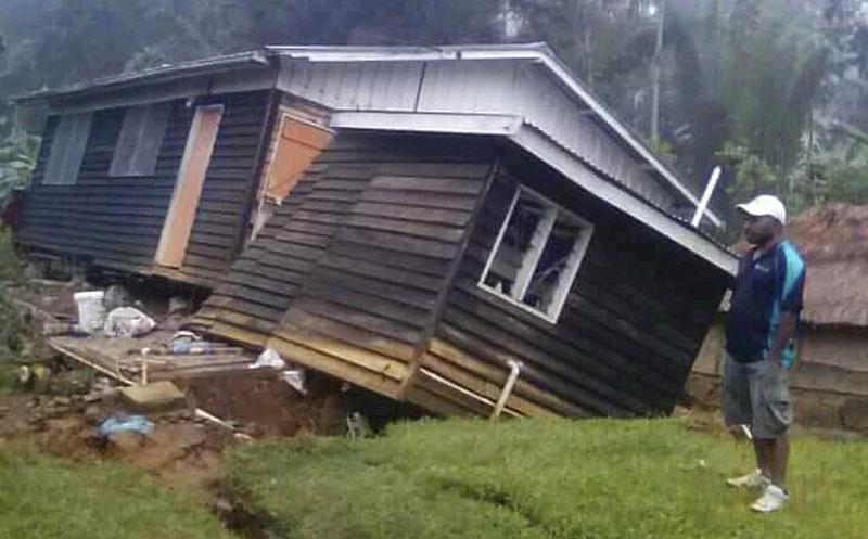 Alerta: fuerte terremoto sacude a Papúa Nueva Guinea