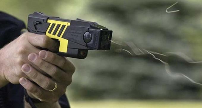 El Gobierno habilitó el uso de las pistolas Taser