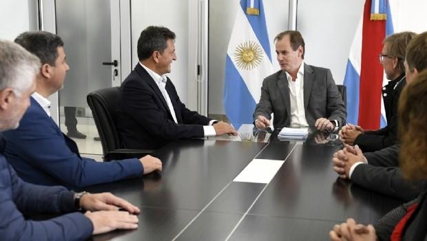 Massa invita a gobernadores para sus 10 Compromisos por la Argentina