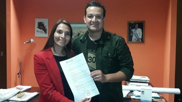 La segunda visita de Emilio Morales a EEUU fue declarada de Interés cultural