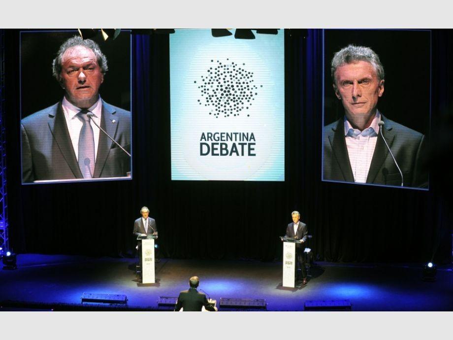 El primer debate presidencial tiene fecha y lugar