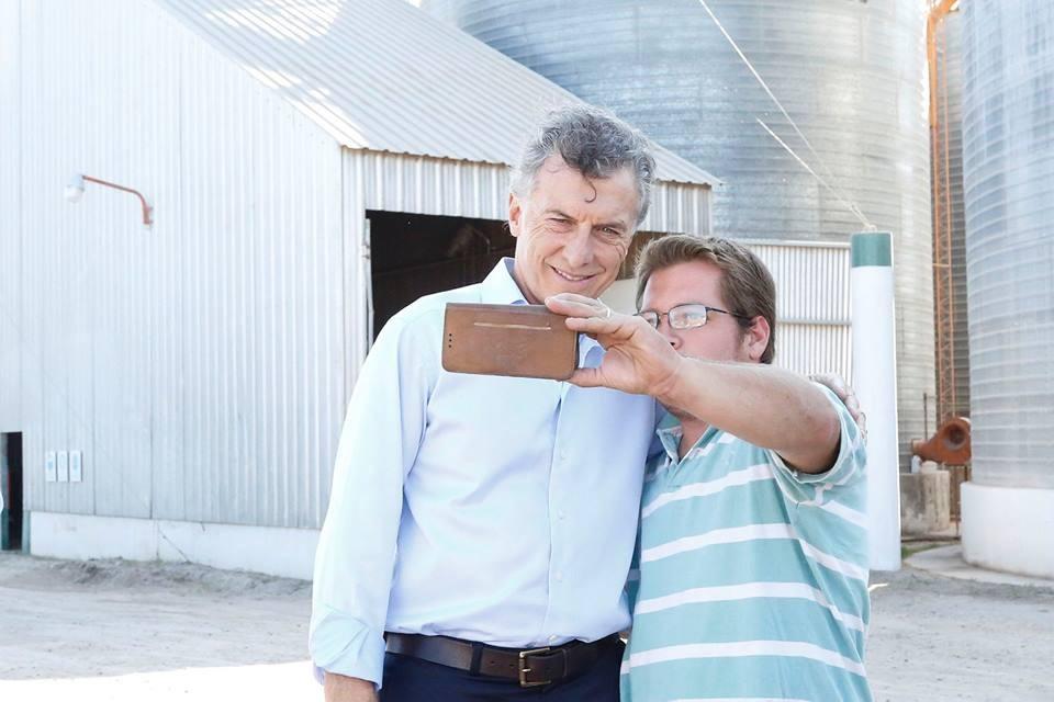 Pinedo ratificó que el candidato presidencial de Cambiemos es Mauricio Macri
