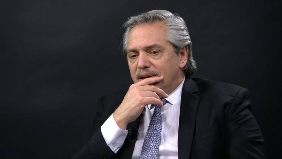 Alberto Fernández: Vamos a sacar a la Argentina de la postración