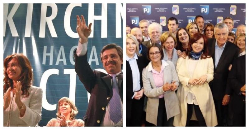 Corpacci celebró la decisión de Cristina y felicitó a Alberto Fernández