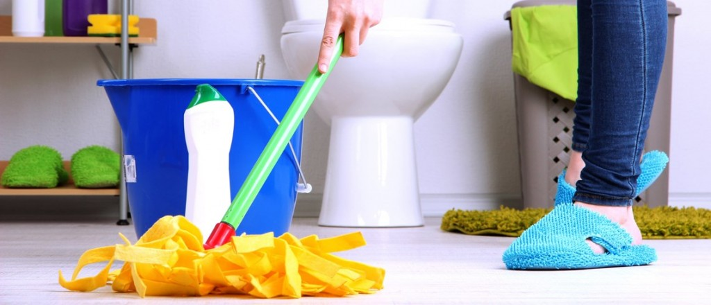 Con estos consejos prácticos, limpiar el baño es pan comido