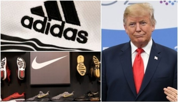 Guerra comercial de Estados Unidos y China: Adidas, Nike y otras 170 empresas de calzado urgen a Trump a reconsiderar su catastrófica política