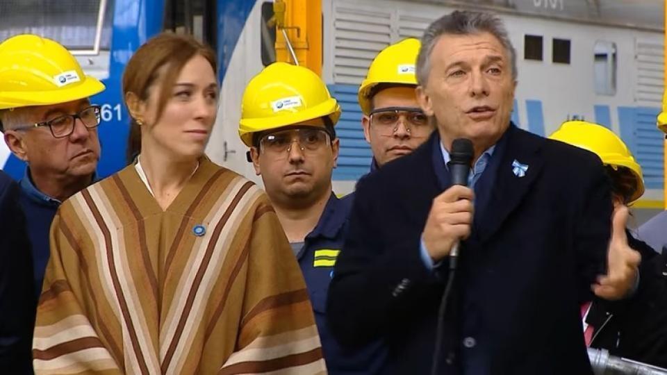 Mauricio Macri: ¿De qué servía Conectar Igualdad si las escuelas no tenían conectividad?
