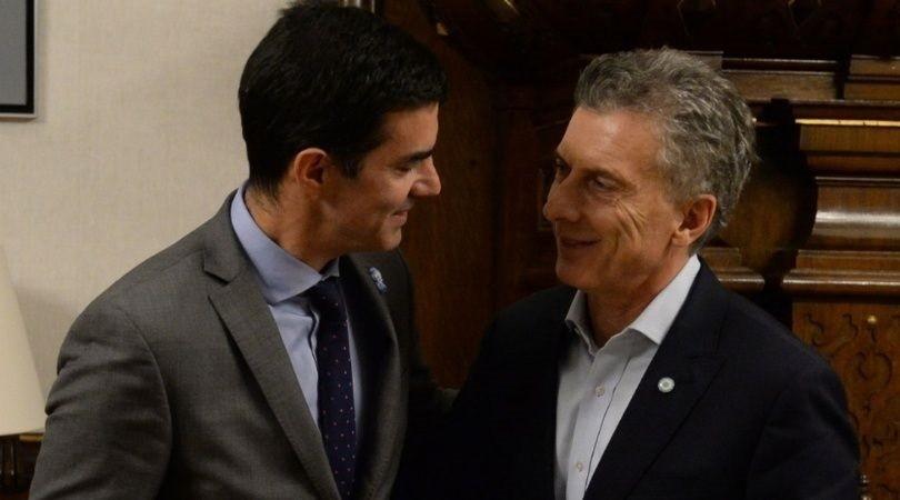 Macri recibió a Urtubey, el tercero de Alternativa Federal en una semana