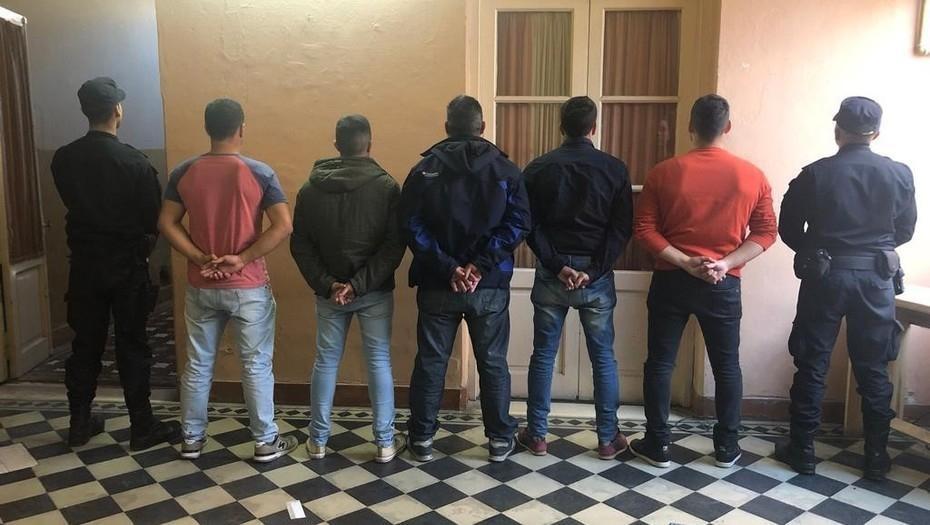 Siete policías detenidos por la muerte de cuatro chicos