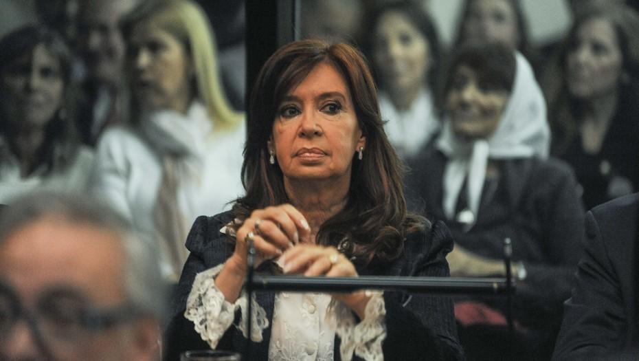 Cristina Kirchner solicitó autorización para ausentarse de la próxima audiencia del juicio oral y público