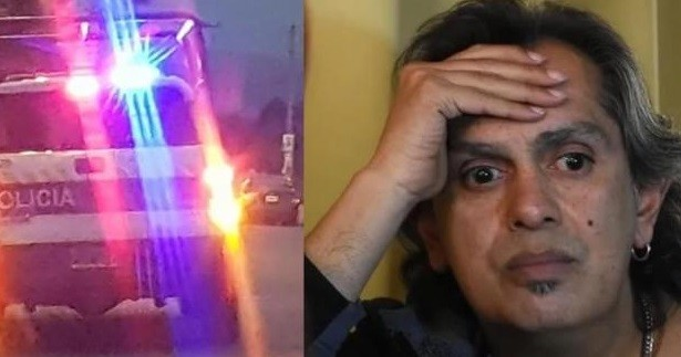 Mario Teruel, sobre la acusación contra su hijo: Nos encontramos destruidos