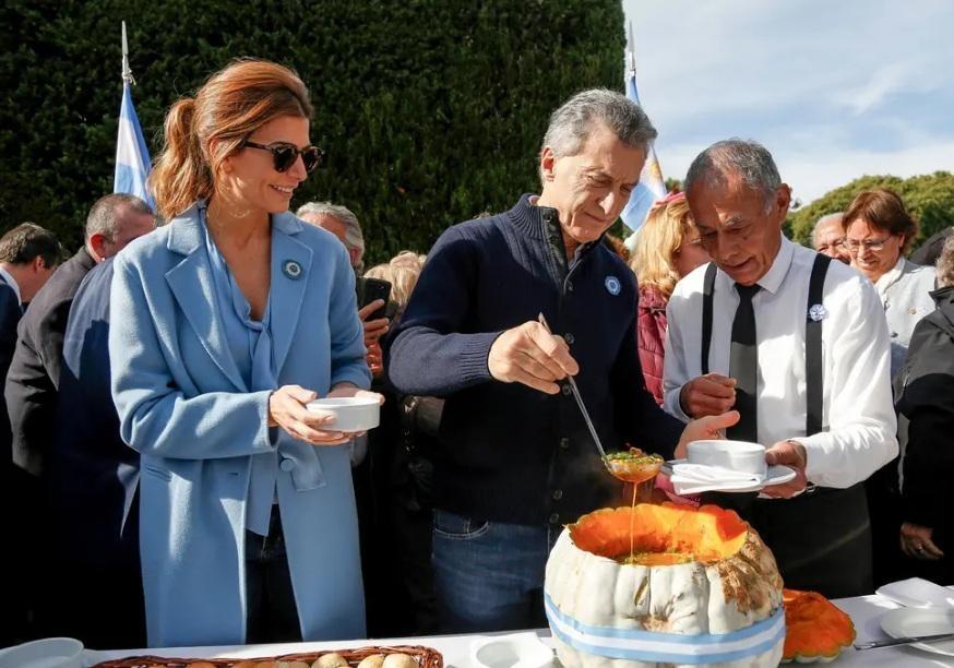 Macri: Estoy convencido de que por este camino vamos a un mejor futuro