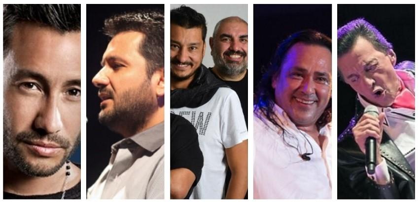 Oficial: estos son los artistas nacionales que estarán en el Poncho 2019