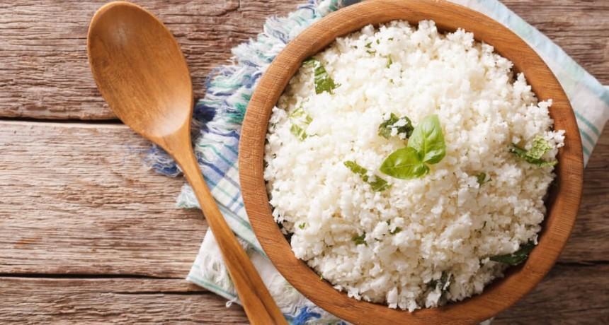 Comer más arroz, el consejo de investigadores para frenar la obesidad
