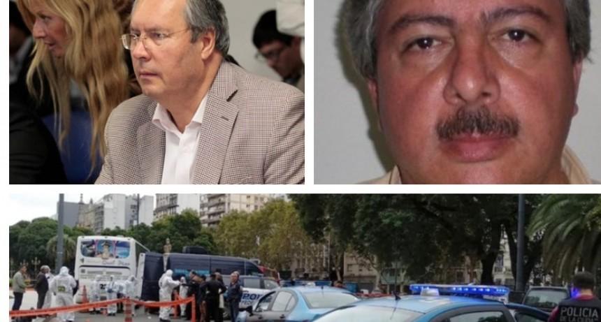 Balearon a Héctor Olivares y  asesinaron a Miguel Marcelo Yadon en la esquina del Congreso