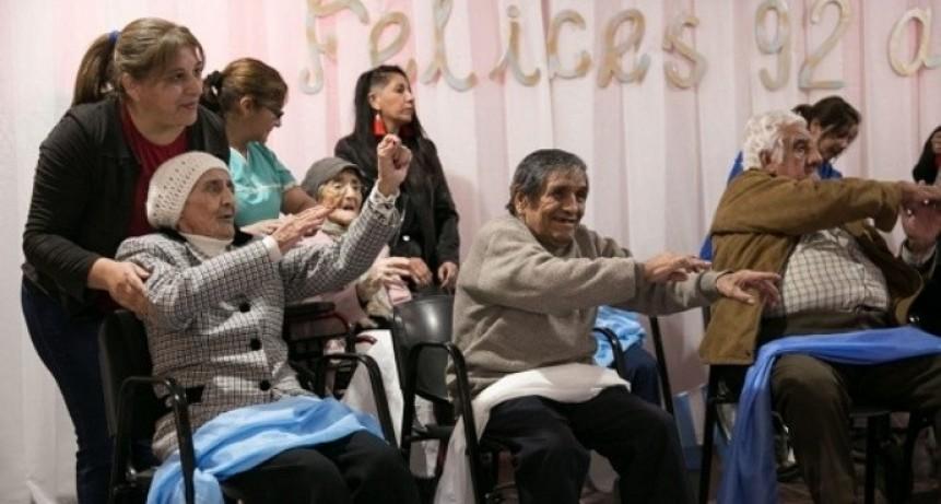 El Hogar de Ancianos celebró 92 años