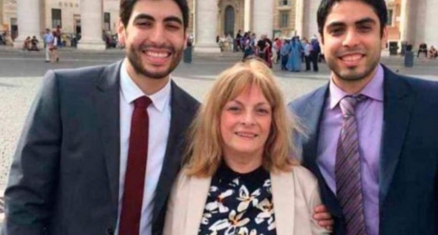 Murió Elvira Cortés, la madre de los hermanos Facundo y Hugo Moyano