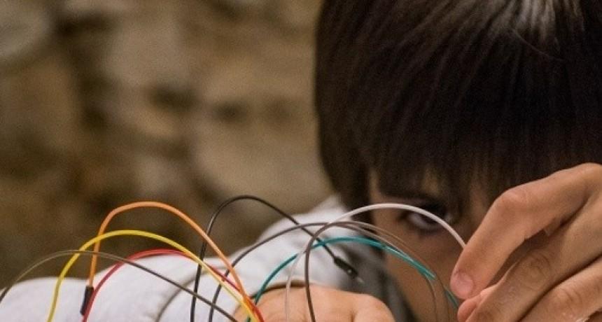 Convocante taller de Robótica para niños
