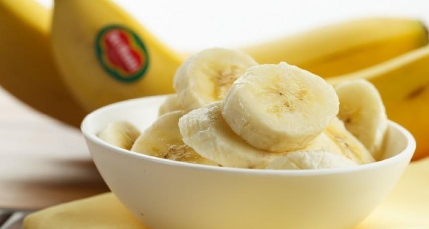 La banana combate el estrés y ayuda a perder peso