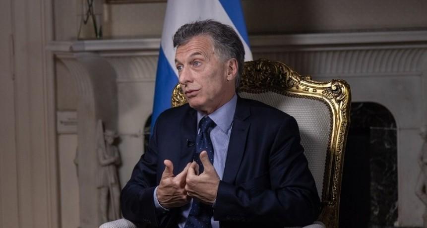 Macri considera que la fórmula Fernández-Fernández fortalece su candidatura presidencial