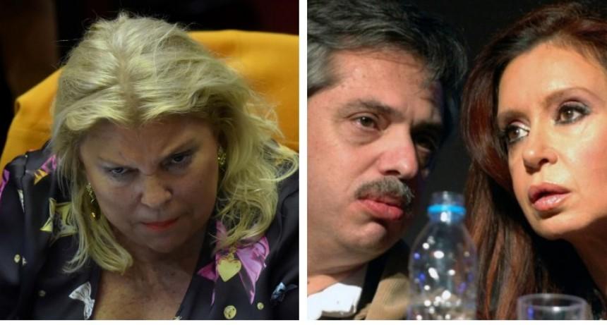 Elisa Carrió: Lo que proponen es Jack el Destripador