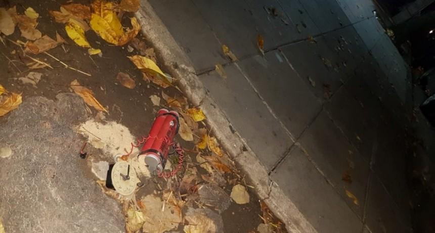 Encontraron un artefacto explosivo en la casa del hijo del fiscal Carlos Stornelli