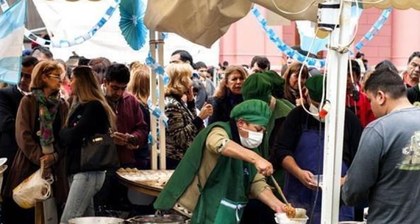 Fiesta Municipal del Locro con El Chaqueño