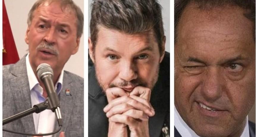 Schiaretti quiere sumar a Scioli y Tinelli al PJ Federal
