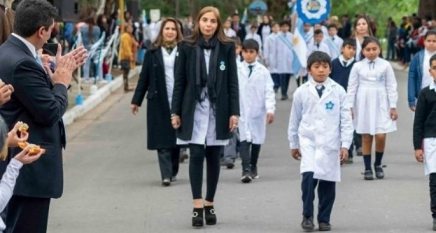 Fray M. Esquiú festejó los 209 de la Revolución de Mayo en Collagasta