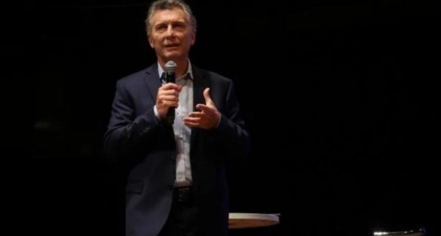 Macri elogió la convención radical y pidió ir hacia La consolidación de Cambiemos