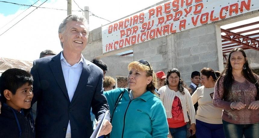 Mauricio Macri llega mañana para inaugurar el tramo de la ruta Belén - Andalgalá