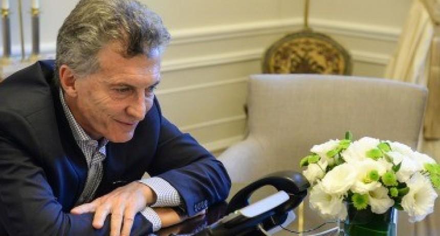 El Presidente sorprendió con su llamado a un emprendedor Catamarqueño