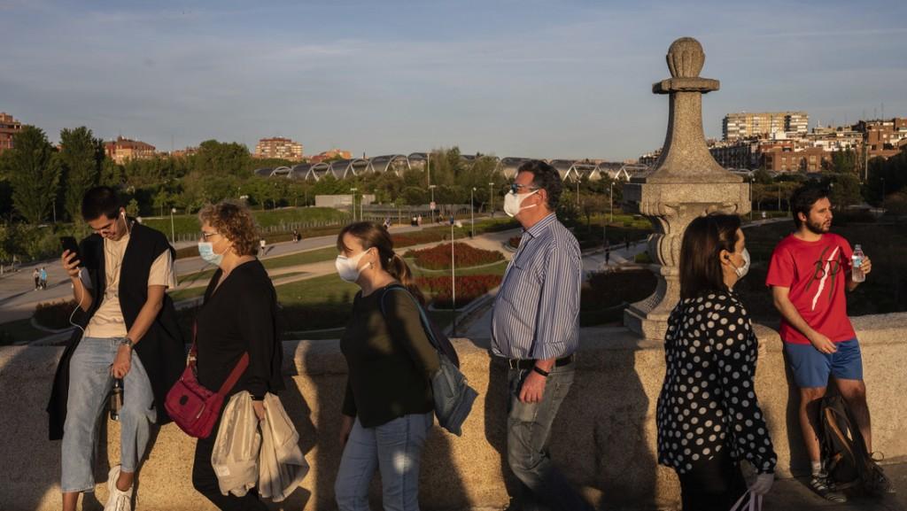 España registra 164 muertos por covid-19 en un día, la cifra más baja desde que se decretó el estado de alarma