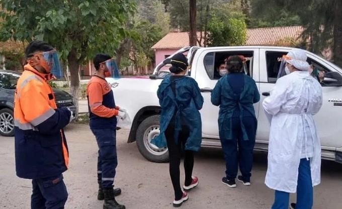 Comenzó el operativo retorno a Belén: ayer retornaron estudiantes varados en La Rioja