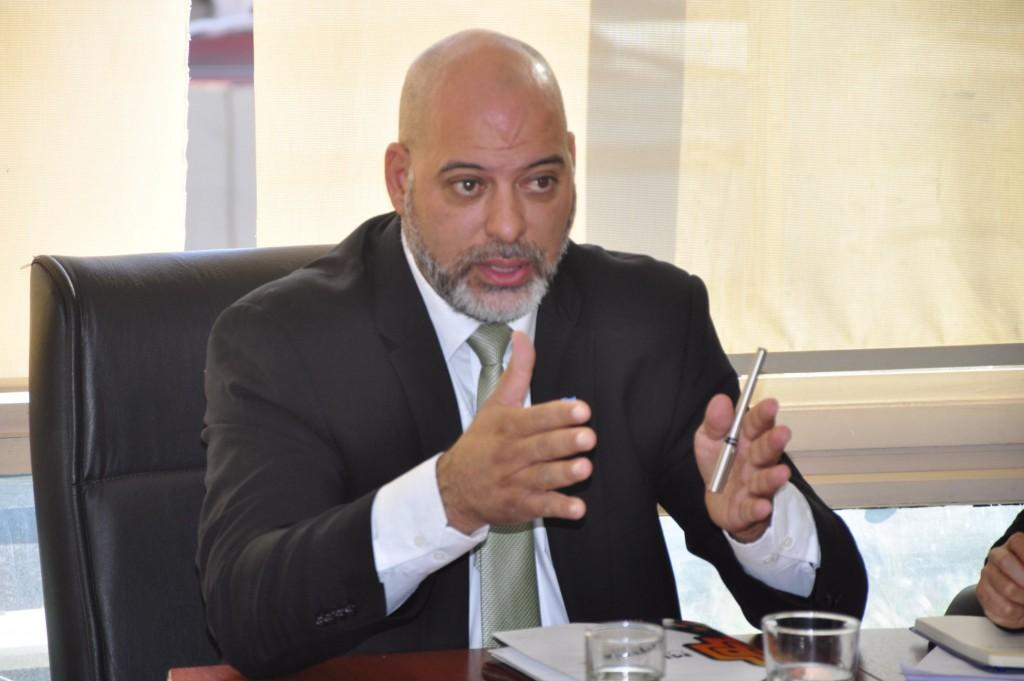 Rodolfo Micone : Hoy en Catamarca cómo en el resto del país, las minas están trabajando con la mínima producción