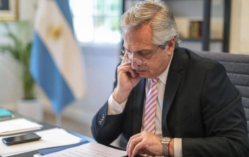 """""""Cuidar lo conseguido"""", la carta que escribió Alberto Fernández para la sociedad argentina"""
