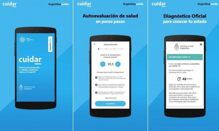 Cómo funciona Cuidar, la app que mencionó Alberto Fernández y que habrá que descargar desde el lunes