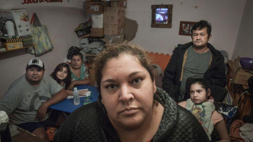 Ramona, el caso de la mujer que denunció la falta de agua en la Villa 31 y fue intubada por COVID-19