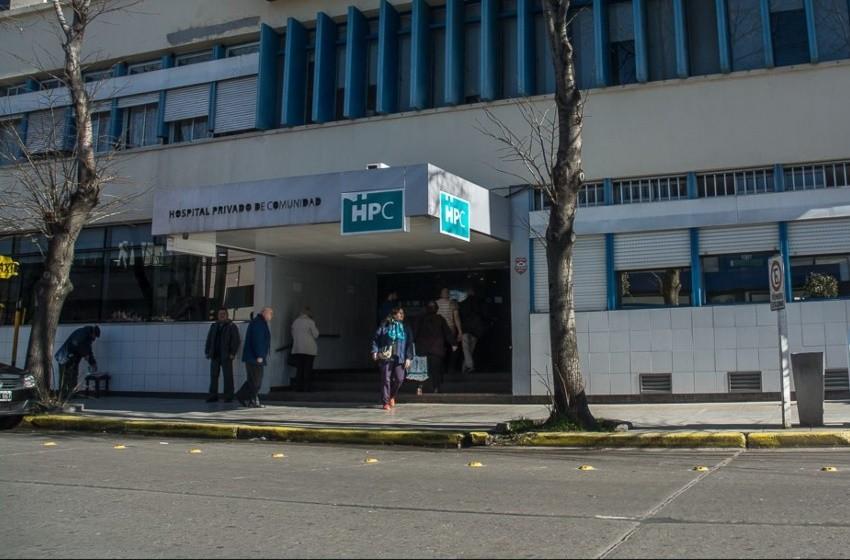 Mar del Plata: mujer con coronavirus dio a luz a una nena