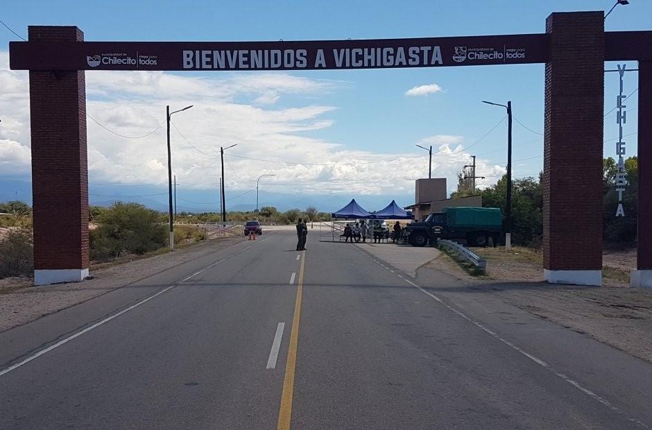 El camionero tucumano que pasó por Catamarca le había dado positivo COVID-19