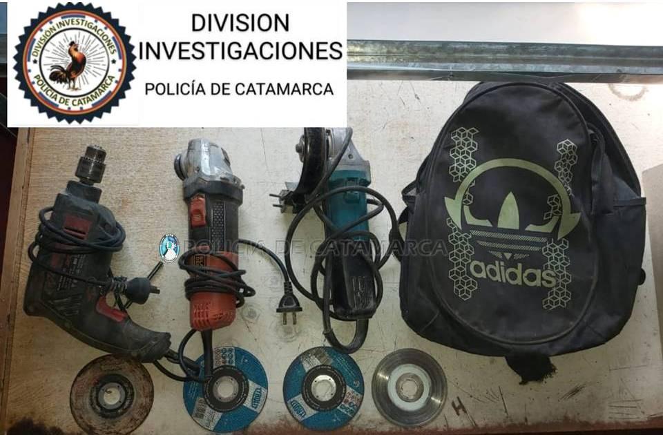 Reporte Policía de Catamarca