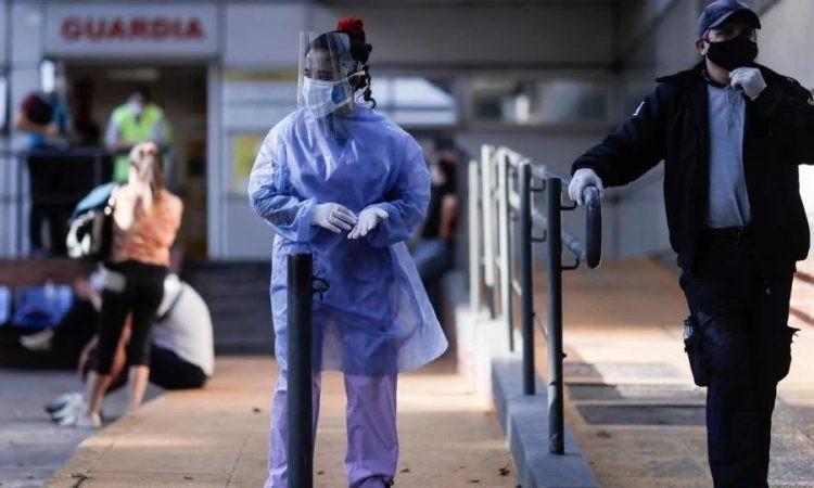 Legislatura porteña: habrá multas de hasta 17 mil pesos a quienes discriminen a personal de la salud