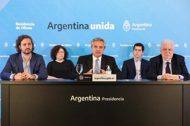 Ginés: No descarta que la cuarentena se prolongue hasta el 22 de Junio