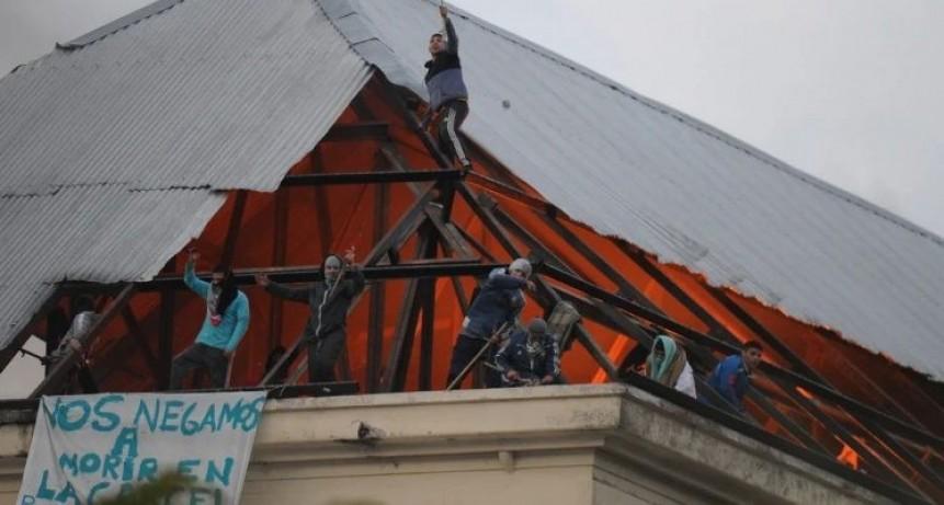 Una encuesta indica que el 82% de los argentinos rechaza la liberación de presos