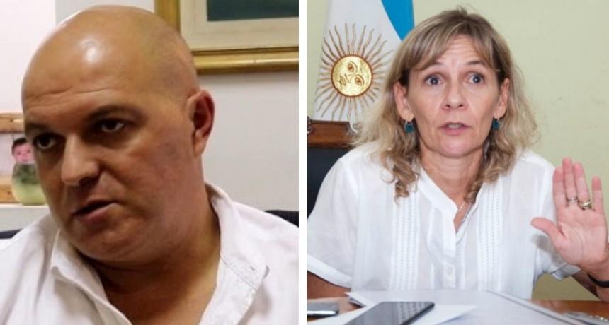 Palladino le respondió al  infectólogo riojano, Claudio Strasorier quien puso en duda el cero COVID-19 en Catamarca