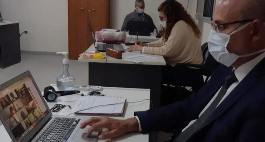 El Consejo Superior de la UNCA se reunió de manera virtual