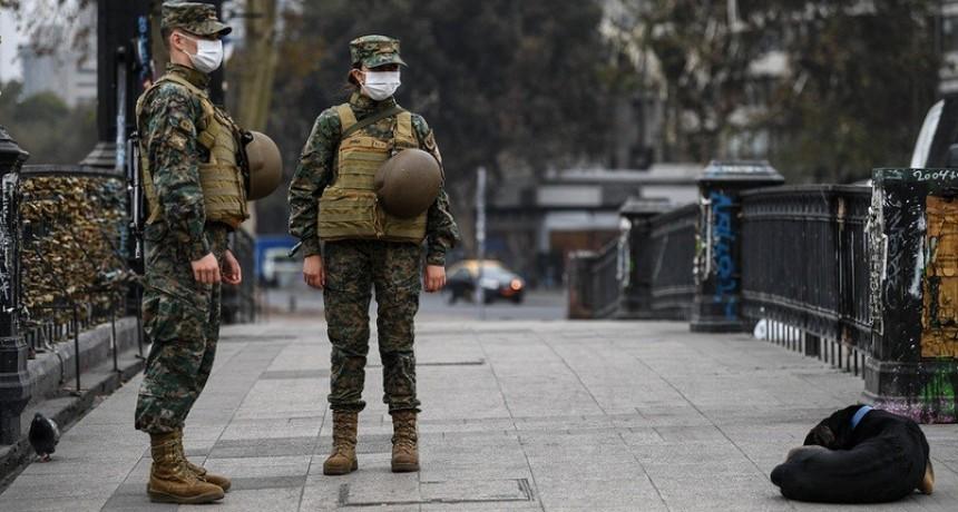 Coronavirus: en Chile ya muere una persona cada 32 minutos por la pandemia