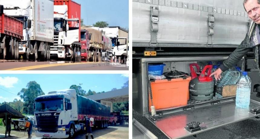 Aseguran que los camioneros sufren maltrato y discriminación