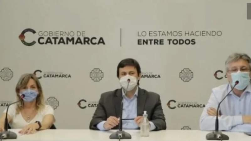 Hasta el 26 de mayo se extiende la Etapa Roja en Catamarca