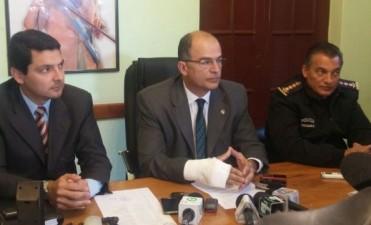 El Jefe de la Policía desmintió Los rumores Acerca de su Posible Renuncia